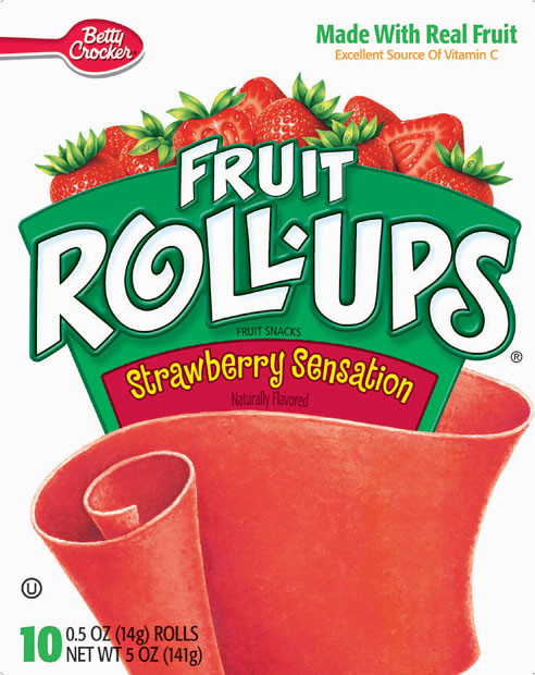 Flashback Review: Fruit Roll-Ups